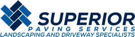 Superior Paving Services Logo